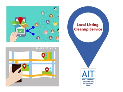 Local Listing Clearnup Service